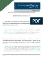 Jurisprudência em teses 74 - Direito do Consumidor III.pdf