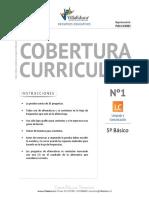 Ccurricular1 Lenguaje 5basico 2016