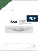 Inventario de Autoeficacia Para El Estudio Desarrollo y Validacion Inicial