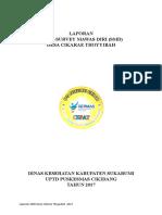 Hasil Smd Desa Citoy 2017