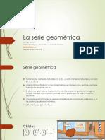 La Serie Geométrica