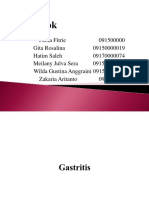 Presentasi Kasus Kelompok Lab Klinik Rs Pmi