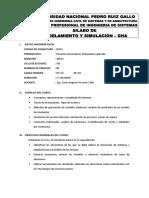 Silabo M&S 2018I