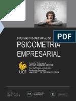 8...Diplomado Empresarial de Psicometria Empresarial 2018