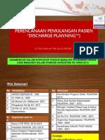 Perencanaan Pemulangan Pasien (Discharge Planning) - Rita Sekarsari.pptx