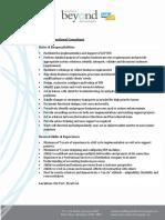 SAP MM Functional Consultant Responsibilities