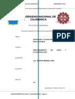 CAPTACIÓN Y PLANTA DE TRATAMIENTO DE AGUA POTABLE