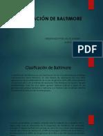 CLASIFICACIÓN DE BALTIMORE1.pptx