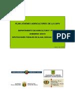 Plan Jovenes Agricultores de La CAPV - 2004