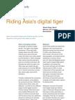 Riding Asia's digital tiger 2010