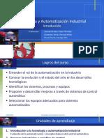Automatización Industrial_Introducción
