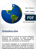 Historia de America Power Point