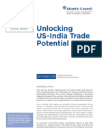 Unlocking US-India Trade Potential