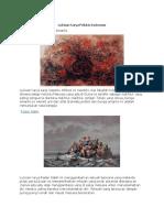 Lukisan Karya Pelukis Indonesia