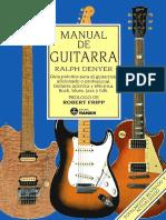 Manual de Guitarra - Ralph Denyer en Español.pdf