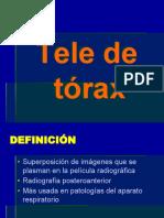 Semiología Radiográfica 1 Clase