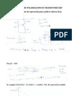 problema bipolar transistores