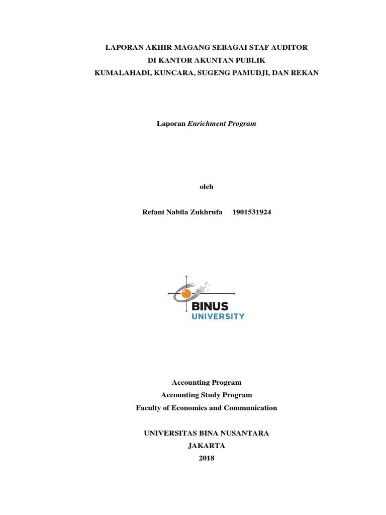 Laporan Enrichment Program Bimbingan 3 Docx