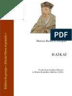 Basho - Haikai  (français)