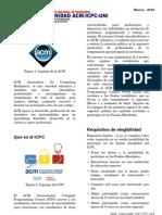 Intro Acm Icpc