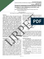 Hydro Pneumatic Suspension
