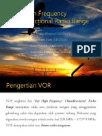 Very High Frequency Radio Range.edit.pptx