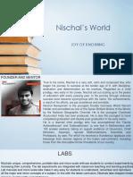 Nischal's World