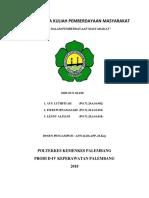 MAKALAH MATA KULIAH PEMBERDAYAAN MASYARAKAT.docx