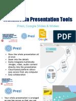 copy of multimedia presentation tools  prezi google presentation wideo