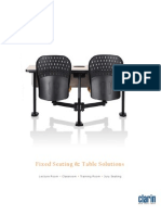 NEW Fixed Seating Brochure