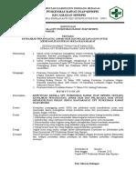 106 Sk Kewajiban Penanggung Jawab Ukm Dan Pelaksana Ukm Untuk Memfasilitasi Peran Serta Masyarkat