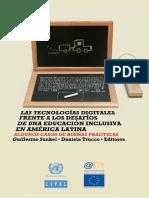 Las Tecnologias Digitales Aplicadas a La Educación