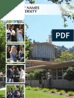 Holy Names University Catalog 2009-2011F