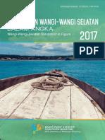 Kecamatan Wangi-Wangi Selatan Dalam Angka 2017