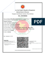 Nbr Tin Certificate 178747888345