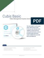 Cubis Basic