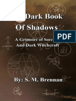 The Dark Book of Shadows - S. M. Brennan