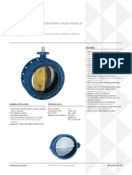 Keyston Butterfly Valve Doble Flange Fig55-14-Eng