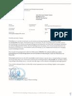 2018 07 09 - Ontvangstbevestiging LOB 2018-169 tm 2018-176
