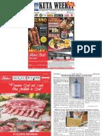 "Kuta Weekly - Edition 586 ""Bali's Premier Weekly Newspaper"""