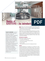 Basics of Knitting