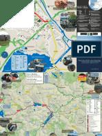 Visit Bala and Penllyn Map Leaflet