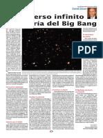 Universo Infinito vs. Big Bang Puerta Abierta 2011