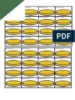 monedas de oro para juegos
