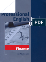 1 English for Banking and Finance Coursebook