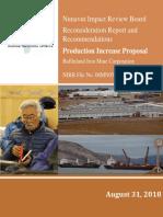 Nunavut Impact Review Board