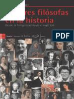 Gleichauf Ingeborg - Mujeres Filosofas en La Historia
