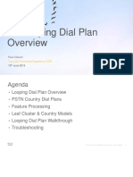 Cisco-HCS Dial Plan Overview