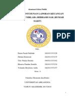 Kelas l - Praktik Penyusunan Laporan Keuangan Organisasi Nirlaba Berbasis Sak (Rumah Sakit) - Copy