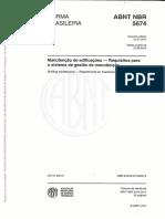 NBR 5674 - MANUTENÇÃO.pdf